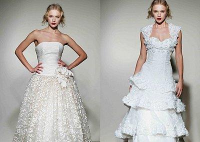 Коллекция свадебных платьев весна 2012 от St. Pucchi