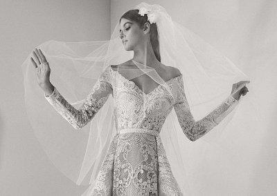 Мечта невесты: свадебные платья Elie Saab осень 2017