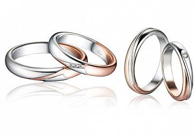 Свадебные кольца Polello Eternity 2011