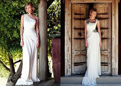 Свадебные платья Amanda Wakeley