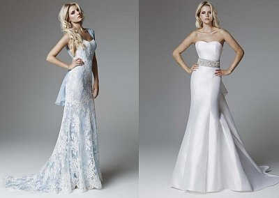 Свадебные платья Blumarine 2013