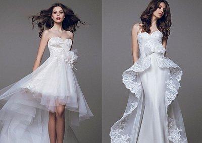 Свадебные платья Blumarine 2015