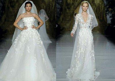 Свадебные платья Elie Saab 2014