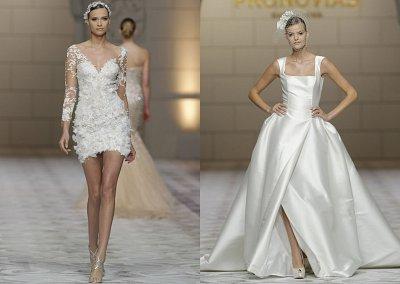 Свадебные платья Pronovias весна-лето 2015