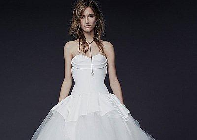 Свадебные платья Vera Wang осень-зима 2015-2016