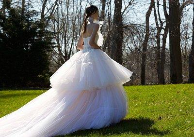 Свадебные платья Vera Wang весна 2017