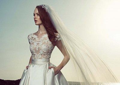 Свадебные платья весна 2017: Zuhair Murad