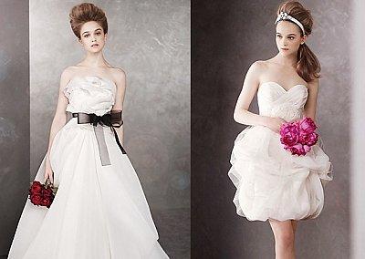 Свадебные платья White by Vera Wang