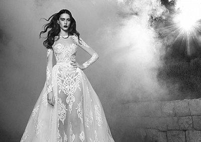Свадебные платья Zuhair Murad осень 2016