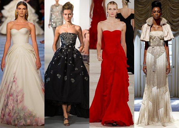 Мода 2017 платья и прически