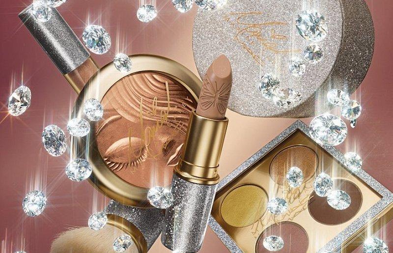 Рождественская коллекция макияжа MAC Mariah Carey