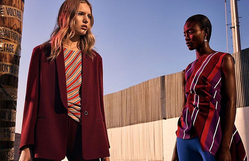 Готовимся к осени: лукбук Zara Pre-Fall 2017