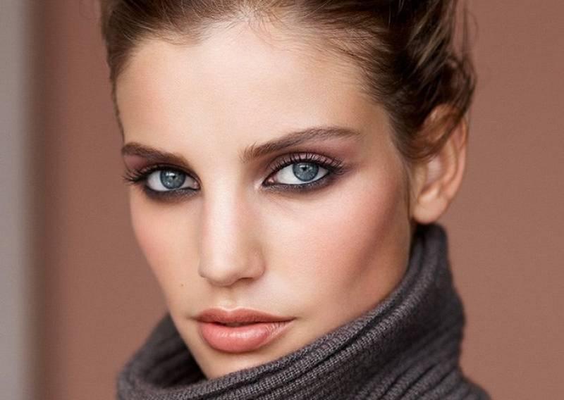 Модный макияж для себя
