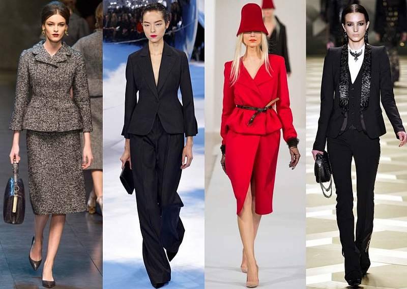 Деловая мода 2016 года фото в женской одежде
