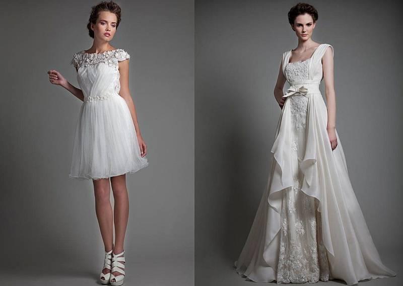 Свадебные платья греческого стиля 2017-2018
