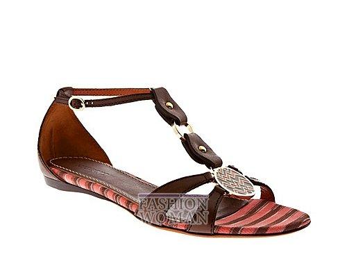 Обувь Missoni весна-лето 2012 фото №12