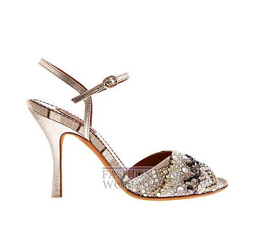 Обувь Missoni весна-лето 2012 фото №14