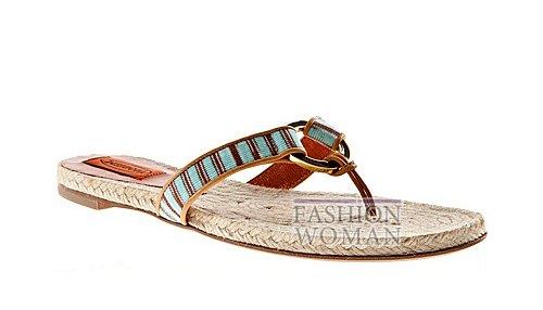 Обувь Missoni весна-лето 2012 фото №15