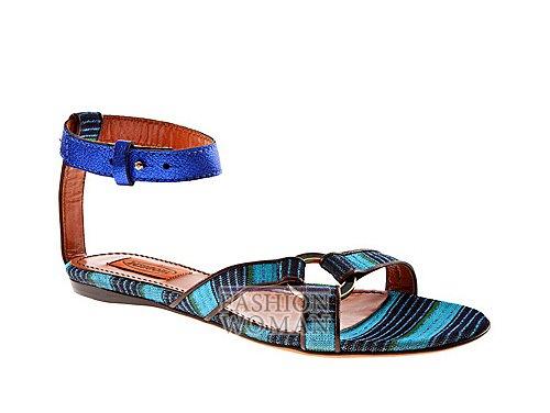 Обувь Missoni весна-лето 2012 фото №16