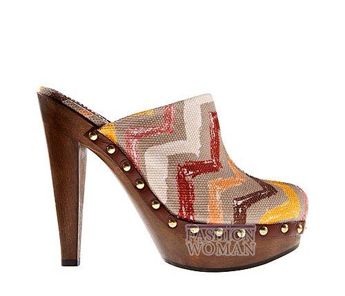 Обувь Missoni весна-лето 2012 фото №21