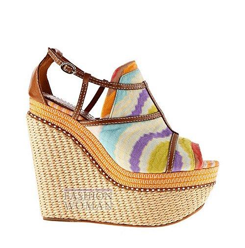 Обувь Missoni весна-лето 2012 фото №23
