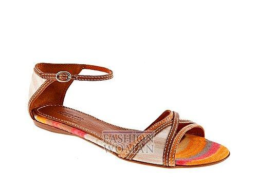 Обувь Missoni весна-лето 2012 фото №26