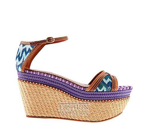 Обувь Missoni весна-лето 2012 фото №28