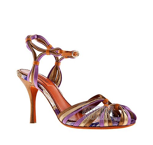 Обувь Missoni весна-лето 2012 фото №29