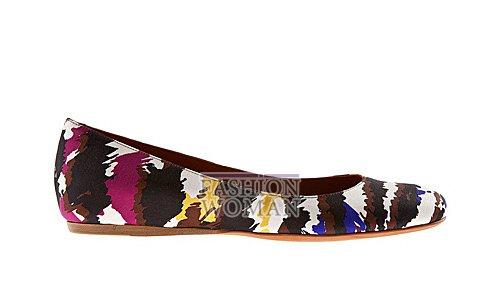 Обувь Missoni весна-лето 2012 фото №4