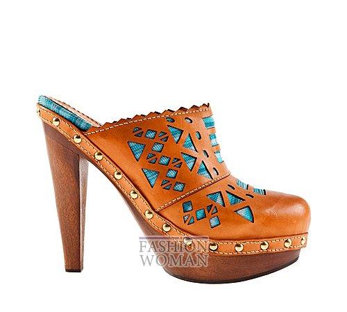 Обувь Missoni весна-лето 2012 фото №32
