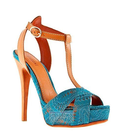 Обувь Missoni весна-лето 2012 фото №33