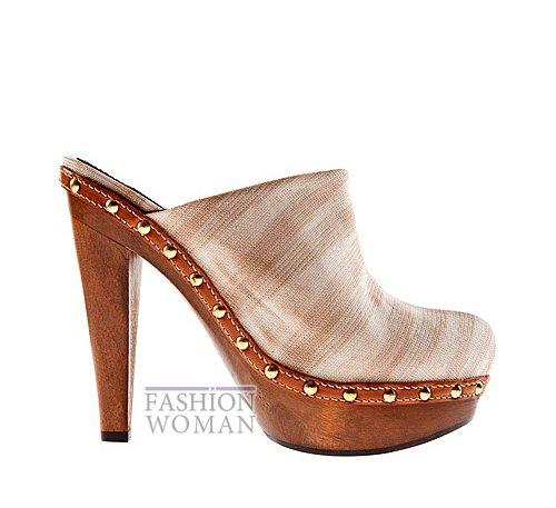 Обувь Missoni весна-лето 2012 фото №36