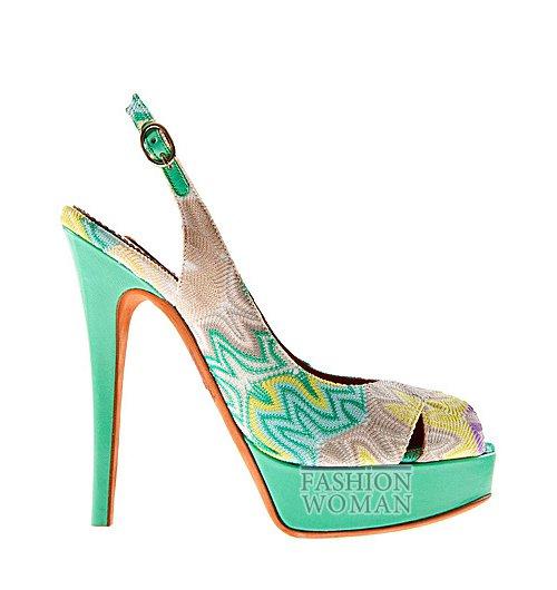 Обувь Missoni весна-лето 2012 фото №39