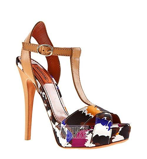 Обувь Missoni весна-лето 2012 фото №5