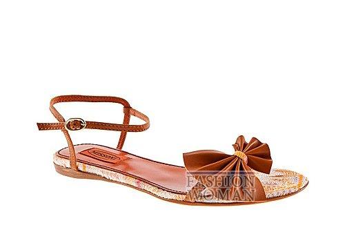 Обувь Missoni весна-лето 2012 фото №43