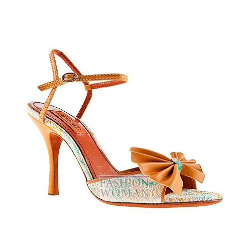 Обувь Missoni весна-лето 2012 фото №44