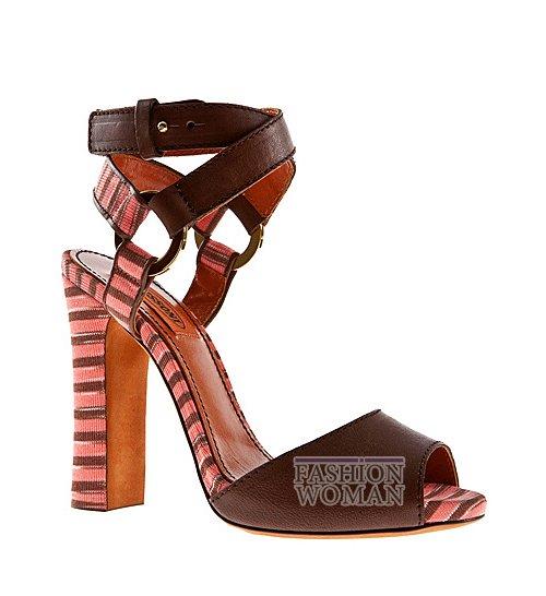 Обувь Missoni весна-лето 2012 фото №55