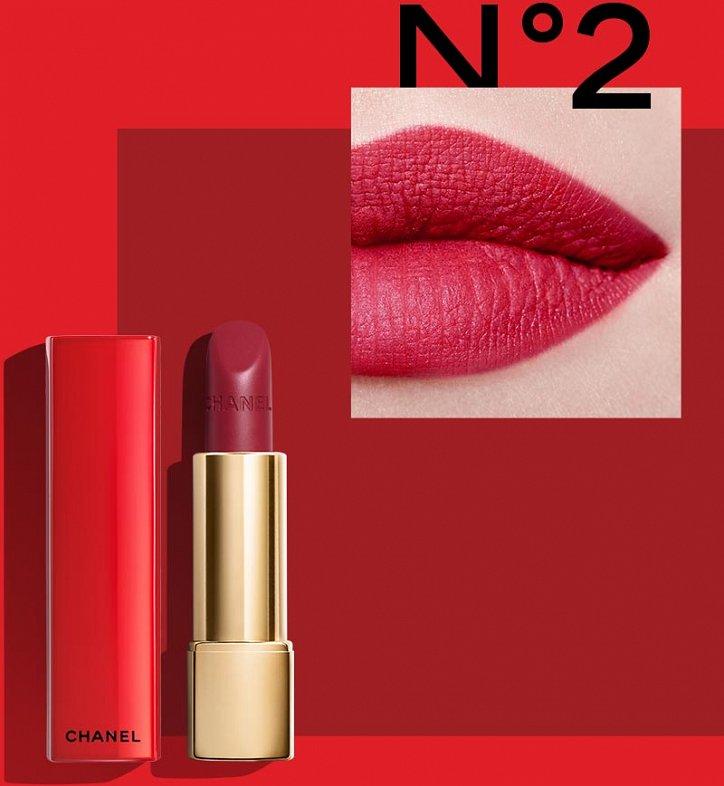 Рождественская коллекция макияжа Chanel Libre Numeros Rouge 2017 фото №13