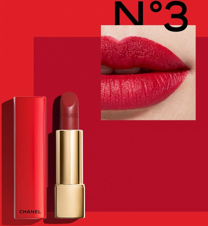 Рождественская коллекция макияжа Chanel Libre Numeros Rouge 2017 фото №14