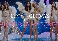"""Праздничное видео от """"Ангелов"""" Victoria's Secret"""