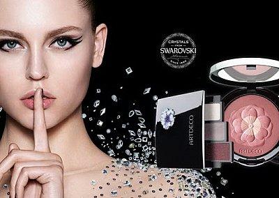 Рождественская коллекция макияжа Artdeco Crystal Garden
