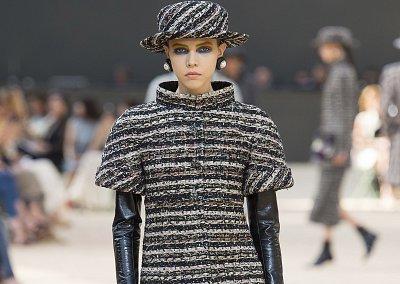 Коллекция Chanel Haute Couture осень-зима 2017-2018