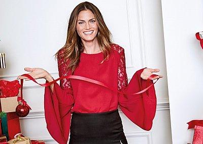 Наряды для новогодней вечеринки от Marks & Spencer