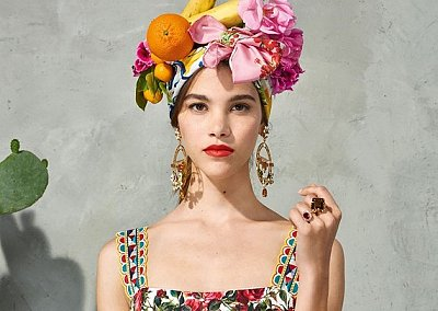 Аксессуары Dolce & Gabbana весна-лето 2017