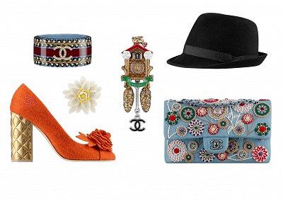 Коллекция аксессуаров Chanel Pre-Fall 2015