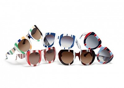 Коллекция очков Dolce & Gabbana Stripes