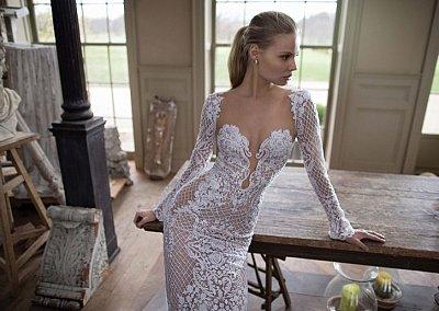 Свадебные платья Berta осень-зима 2016-2017